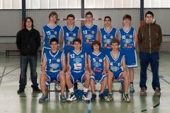 Cadete B 12-13